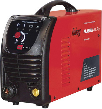 Сварочный аппарат FUBAG PLASMA 40 AIR 38429.2 usb 3 5 plasma ball