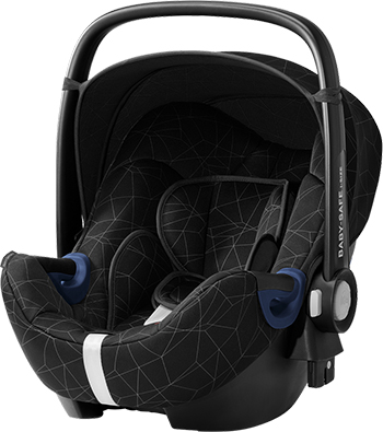 Автокресло Britax Roemer Baby-Safe2 i-size Crystal Black Highline 2000030758 детское автокресло baby safe2 i size moonlight blue trendline