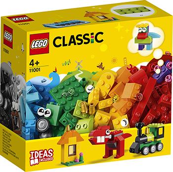 Конструктор Lego Модели из кубиков 11001 Classic цена в Москве и Питере