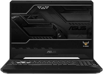 Ноутбук ASUS FX 505 GD-BQ 253 i7-8750 H (90 NR 00 T1-M 04700) Gunmetal dim 4c17 t1 lot nr logo