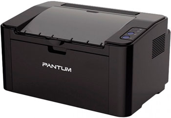Фото - Принтер Pantum P 2500 W черный электрокамин electrolux efp w 1200urls черный