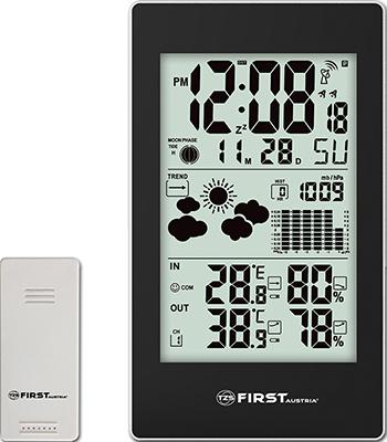лучшая цена Метеостанция First FA-2460-4-BA