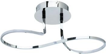 Люстра подвесная DeMarkt Аурих 496017801 240*0 1W LED 220 V