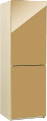 Двухкамерный холодильник NordFrost NRG 119 542 золотистое стекло двухкамерный холодильник норд nrg 119 542 золотистое стекло