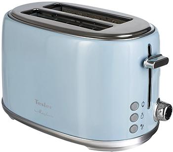Тостер TESLER TT-255 SKY BLUE