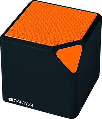 Портативная акустика Canyon CNE-CBTSP2BO Оранжевый цена