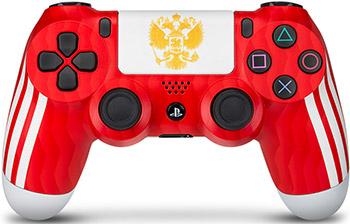 Беспроводной геймпад Sony DUALSHOK 4 ''Сборная России'' цена