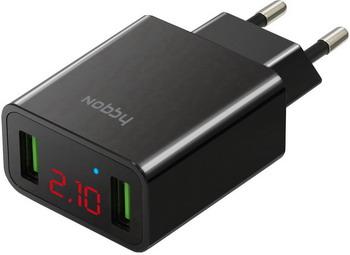 Сетевое зарядное устройство Nobby Comfort NBC-TC-21-20