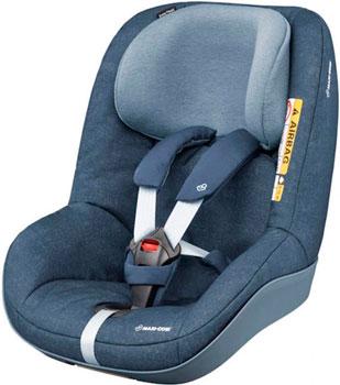 лучшая цена Автокресло Maxi-Cosi Перл 2 way 9-18 кг номед блу 8790243120/8790243121