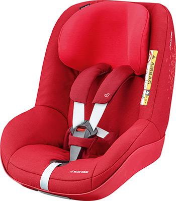 лучшая цена Автокресло Maxi-Cosi Перл 2 way 9-18 кг вивид ред 8790721120