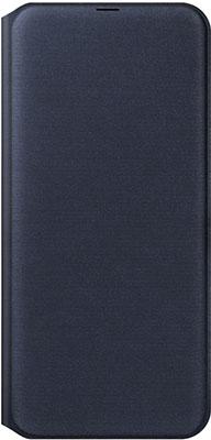 Чехол (флип-кейс) Samsung A 30 (A 305) WalletCover black EF-WA 305 PBEGRU цена
