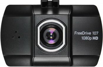 Автомобильный видеорегистратор Digma FreeDrive 107 web камера qumo wcq 107