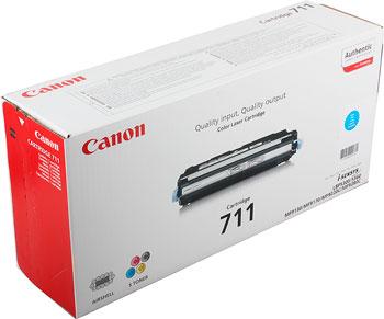 Картридж Canon 711 C 1659 B 002 Голубой спот velante 711 107 05