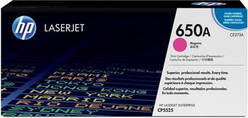 Картридж HP CE 273 A Пурпурный