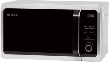 Микроволновая печь - СВЧ Sharp R2852RSL цена и фото