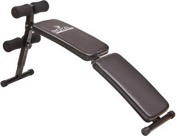 Скамья для пресса Royal Fitness BENCH-1515 тренажер многофункциональный royal fitness bench 1520