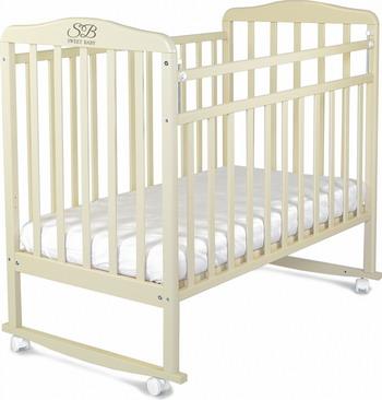 Детская кроватка Sweet Baby Mario Avorio (Слоновая кость) 424508