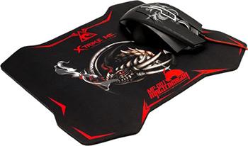 Мышь Xtrike Me GMP-501 и игровой коврик MP-001