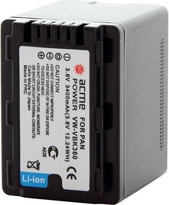 Аккумулятор AcmePower AP-VBK360 цена и фото