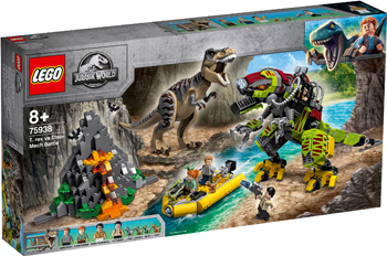 Конструктор Lego Conf-Dino-4 75938