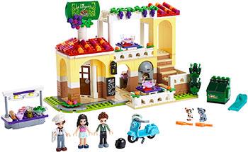 Конструктор Lego Ресторан Хартлейк Сити 41379 ресторан