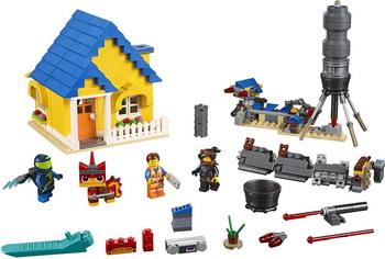 цена на Конструктор Lego Дом мечты / Спасательная ракета Эммета! 70831