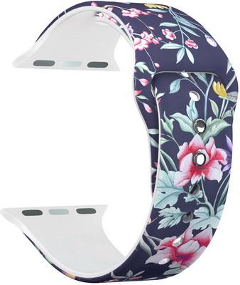 Ремешок для часов Lyambda для Apple Watch 42/44 mm ALYA DS-APF06-44-18 ремешок для часов lyambda для apple watch 42 44 mm alya ds apf06 44 4