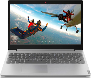 Ноутбук Lenovo Ideapad L340-15IWL 81LG00GCRU серый lenovo ideapad g5070 1900 мгц 4 гб 500 гб dvd±rw dl