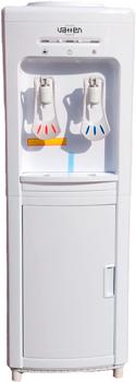 Кулер для воды Vatten напольный V28WEA электронный шкафчик белый