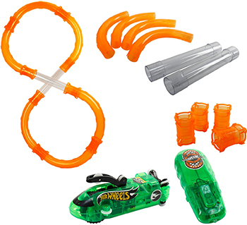 Турбо-трек 1 Toy Hot Wheels Т14097 трек hot wheels турбо трек т14099