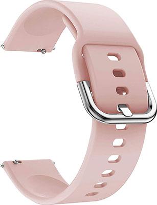 Ремешок для часов Lyambda универсальный для часов 22 mm AVIOR DSJ-11-05T-22-LP Light pink