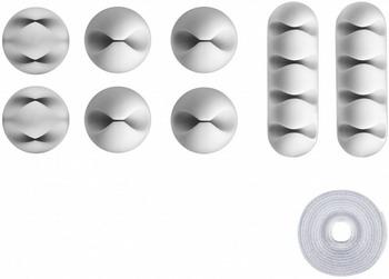 Фото - Набор крепежа для проводов ONKRON CM1 белый набор для плавания intex аква маска трубка цвет синий
