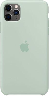 Фото - Чехол (клип-кейс) Apple для iPhone 11 Pro Max Silicone Case - Beryl MXM92ZM/A чехол клип кейс apple silicone case для iphone 8 7 цвет product red красный mqgp2zm a