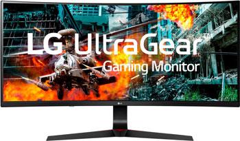 ЖК монитор LG 34GL750 34'' черно-красный