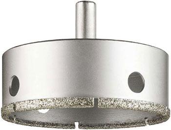 Фото - Коронка Kwb алмазная 45 мм 4998-45 коронка алмазная kwb 6 мм