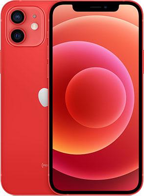 Смартфон Apple iPhone 12 128GB (PRODUCT)RED (MGJD3RU/A)