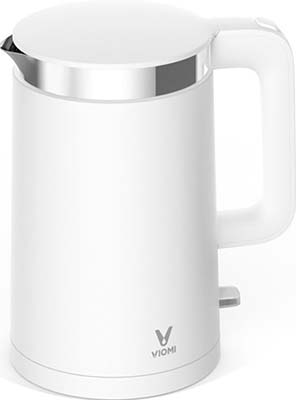 Чайник электрический Viomi Viomi Mechanical Kettle EU plug (V-MK152A White) GLOBAL белый чайник электрический viomi viomi mechanical kettle eu plug v mk152a white global белый