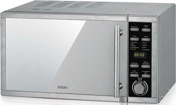 Микроволновая печь - СВЧ BBK 25 MWC-990 T/S-M свч bbk 23mwc 982s sb m 900 вт серебристый