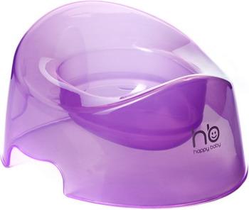Горшок Happy Baby POTTY 34001 Violet happy baby mini potty