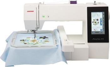 Вышивальная машина Janome Memory Craft 500 E вышивальная машина bernina deco 340