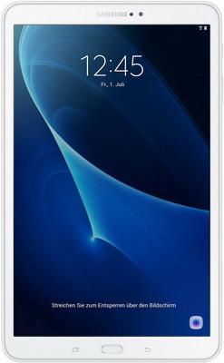 Планшет Samsung Galaxy Tab A 10.1 LTE SM-T 585 N белый планшетный компьютер samsung galaxy tab a 10 1 lte sm t585nzbaser