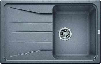 Кухонная мойка BLANCO SONA 45 S SILGRANIT алюметаллик