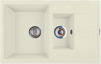 Кухонная мойка LAVA D.4 (VANILLA ваниль)