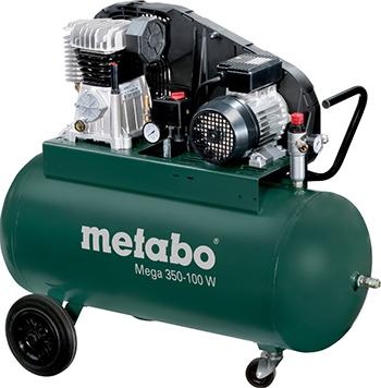 Компрессор Metabo MEGA 350-100 W 601538000 компрессор metabo mega 350 100 w 601538000