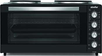Мини-печь Simfer M 3540 (чёрный)
