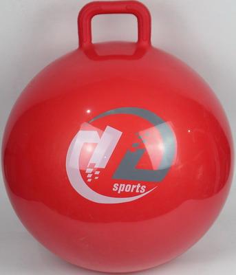 Мяч-попрыгунчик Z-sports GB 65 мяч попрыгун z sports с рожками 65 см