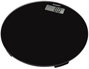 Весы напольные Bomann PW 1418 CB Glas schwarz цены онлайн