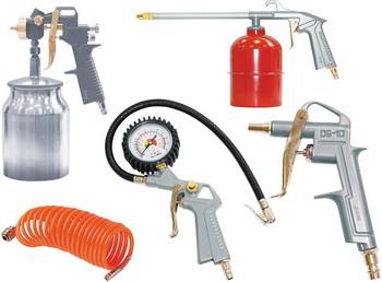 Набор пневмоинструментов Fubag 5 предметов 120102