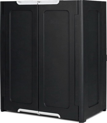Шкаф Keter Magix cabinet черный 17205249 шкаф keter optima outdoor tall серый 17200531