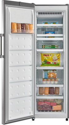 купить Морозильник Kenwood KFR-1855 NFX по цене 49990 рублей